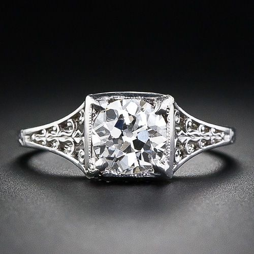 22 best images about vintage antique engagement rings on
