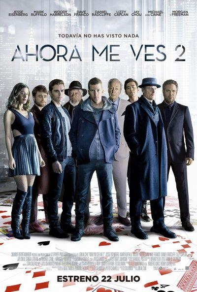 Descargar gratis Los Ilusionistas 2 pelicula completa en HD español latino