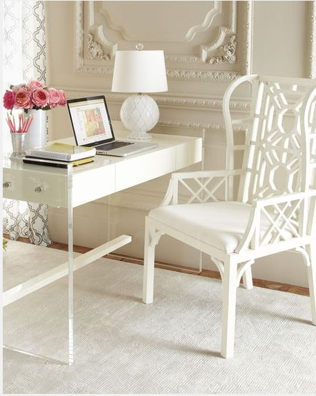 Inspiration to use the Amy Howard At Home White Perfection Lacquer #diyproject #amyhowardathome #lacquer