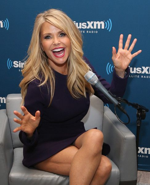SiriusXM Leading Ladies | 11/11/15 | Christie Brinkley Photos - Zimbio