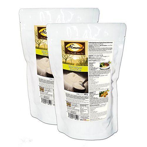 Dr. Almond Zitrusfaser low-carb glutenfrei paleo - Bindemittel Soßenbinder Speisestärke-Ersatz mit 0 % Kohlenhydraten - das revolutionäre neue Bindemittel! 400 g
