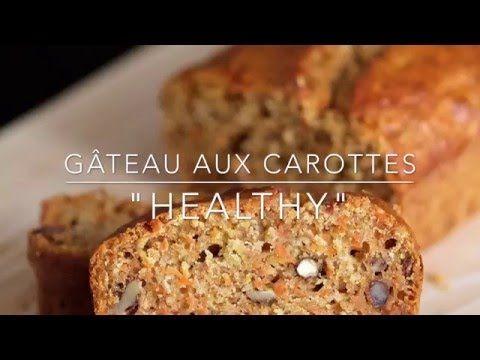 Gâteau aux carottes «healthy» (+ vidéo HD)   Cuisine en Scène, le blog cuisine de Lucie Barthélémy - CotéMaison.fr