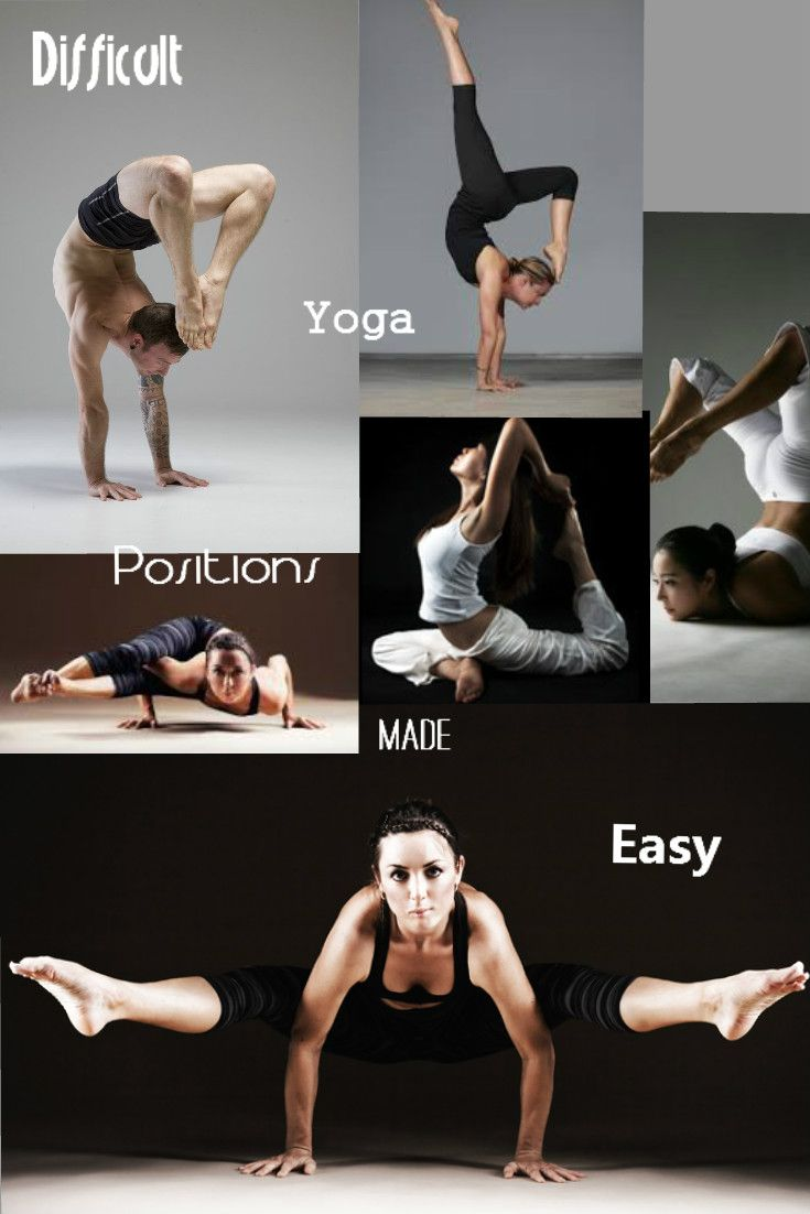 Hard Yoga Poses Made Easy : http://vid.staged.com/I01s