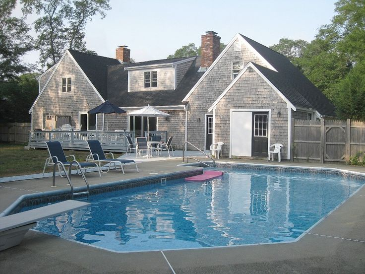 Eastham Vacation Rental - VRBO 283080ha - 5 BR Cape Cod House in MA, Immaculately Maintained, Large Beach Home with Heated Swimming Pool
