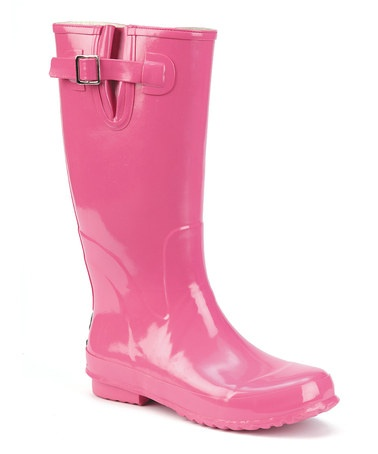 Take a look at this Pink Sparrow Boot - Women by The Original Muck Boot Company on #zulily today!