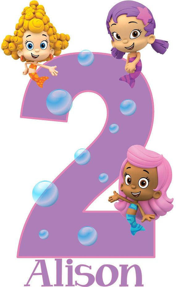 Hey, I found this really awesome Etsy listing at https://www.etsy.com/listing/200878859/girl-bubble-guppies-birthday