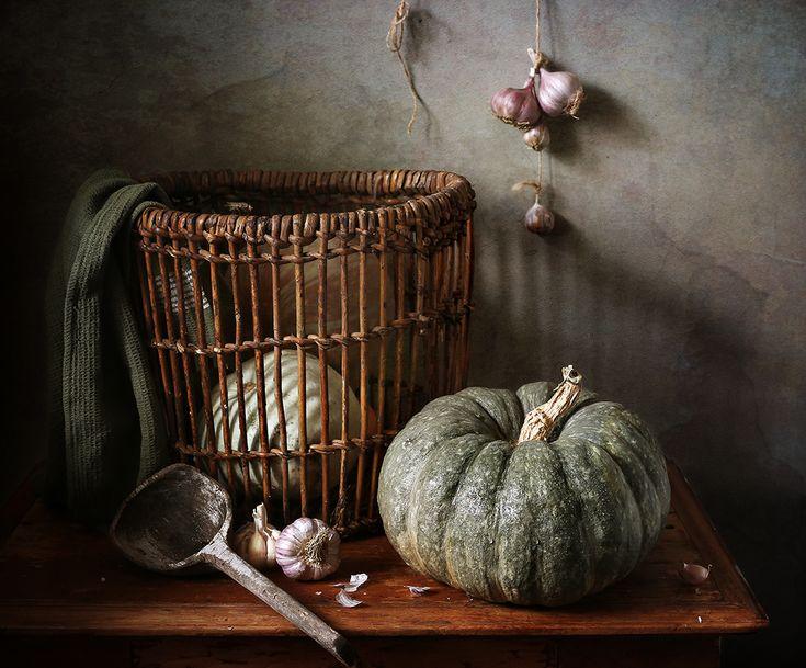 35PHOTO - Карачкова Татьяна - Осенние тыквы
