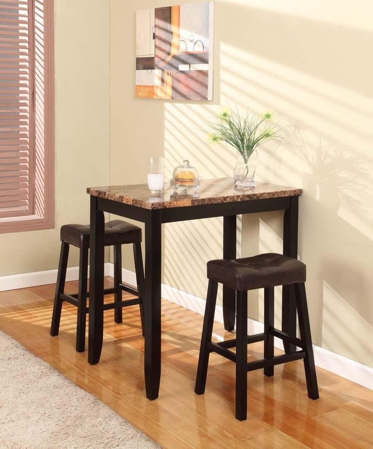 27 Best Images About 3 Piece Dining Set On Pinterest