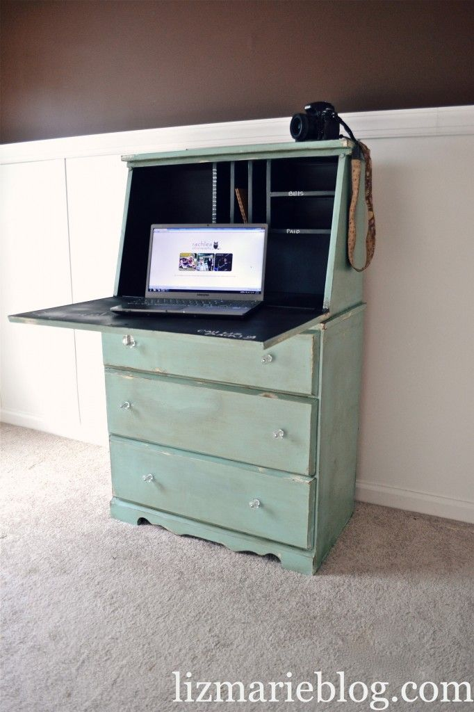 Best 25 Chalkboard Desk Ideas On Pinterest Chalk Paint