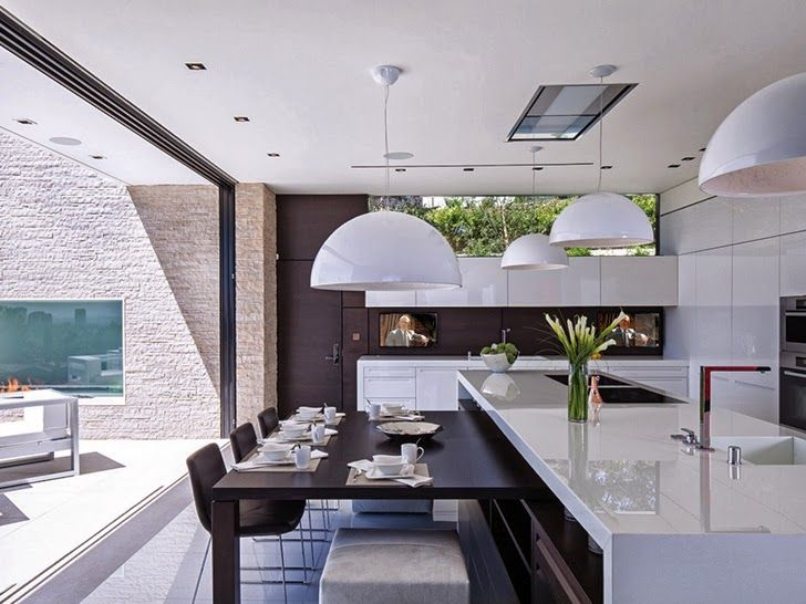 Contemporary Island Kitchen best 20+ contemporary kitchen island ideas on pinterest