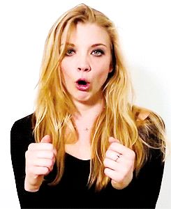 Natalie Dormer (adorably) gives us a concise explanation of Game of Thrones