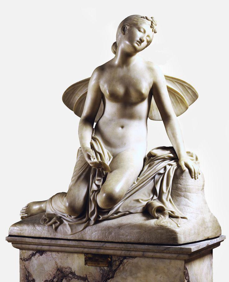Pietro Tenerani, Psiche svenuta, 1869