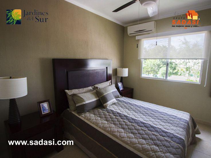 #sadasi LAS MEJORES CASAS DE MÉXICO. En JARDINES DEL SUR es un desarrollo de Grupo Sadasi en Cancún, en el que le invitamos a conocer el modelo Flamboyán; una amplia casa de dos plantas edificada en un terreno de 90 m2 con una construcción de 89.3 m2. Usted puede adquirirla desde $790,000.00 en pago de contado. Grupo Sadasi, le invita a conocer JARDINES DEL SUR en gachavez@sadasi.com