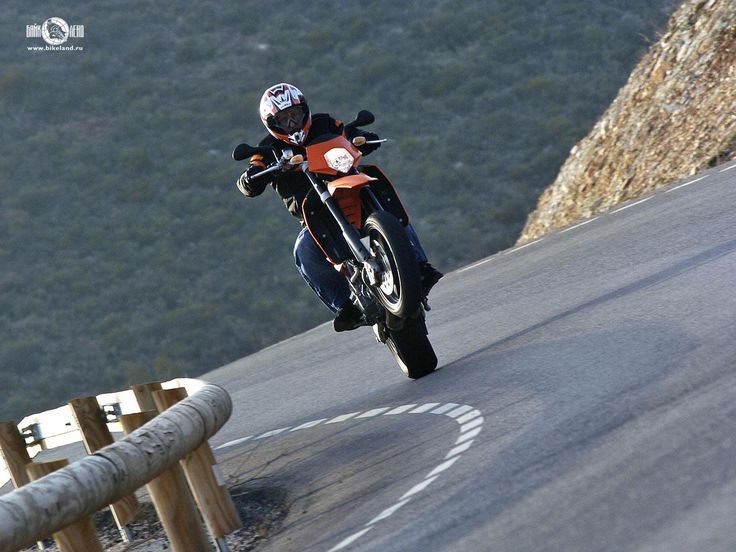 KTM 950 Supermoto picture # 28527 | KTM photo gallery | CarsBase.com