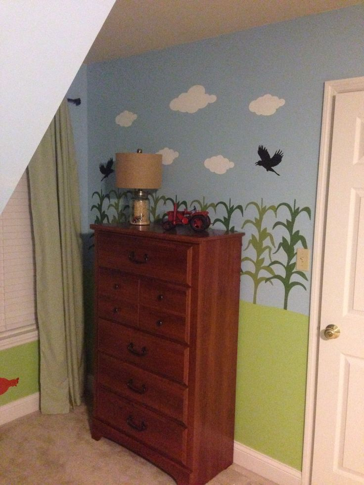 17 Best Images About Andrew S Farm Theme Bedroom On