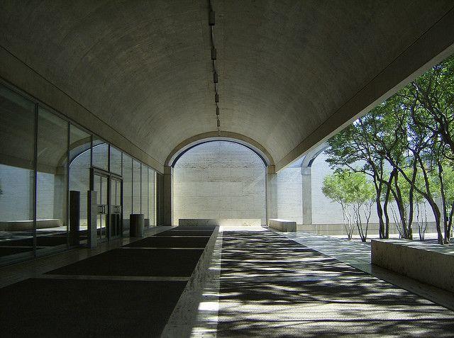 Lous Kahn / Kimball Museum