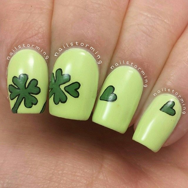 187 best nail art st patricks day images on pinterest coffee next from is everlasting meadow a smooth green creme that is part find this pin and more on nail art st patricks day prinsesfo Gallery