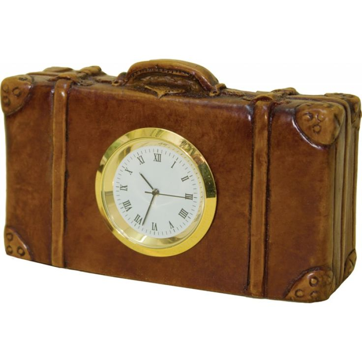 96 best pack it in images on pinterest decorative trunks suitcase clock gumiabroncs Choice Image