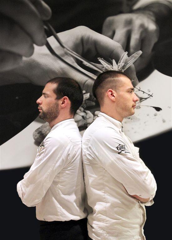 Chef Christian e Manuel Costardi
