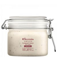 Elemis Sp@Home - Body Exotics Frangipani Monoi A luxurious salt scrub that melts on contact with the skin to leave it beautifully soft and nourished. Mineral rich salts and hibiscus cleanse and exfoliate, whilst an infusion of exotic Tahitian mono http://www.MightGet.com/january-2017-13/elemis-sp@home--body-exotics-frangipani-monoi.asp