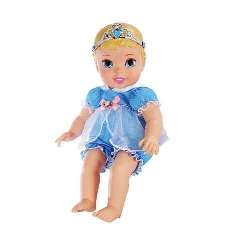 Cinderella Baby Doll Dress On Storenvy: This Disney Princess Doll Features Hard Plastic Head, Arms
