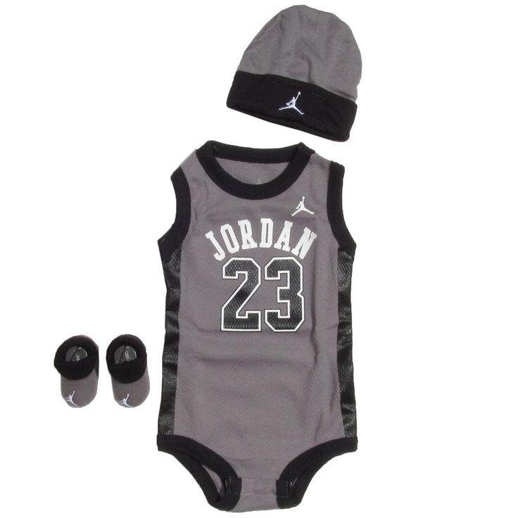 Infant Baby Boy Jordan Clothes