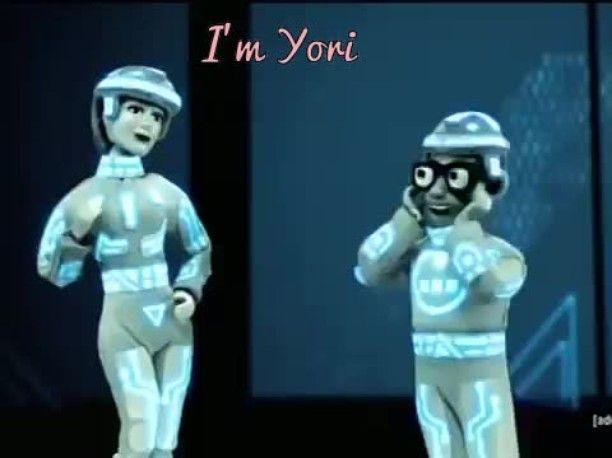 I'm Yori #CartoonNetwork #RobotChicken #ConnecTV