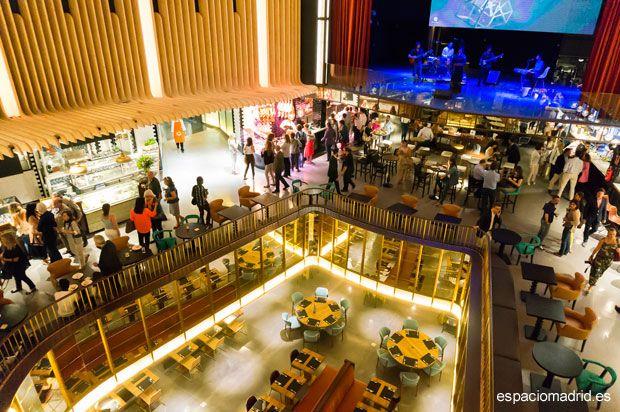 PLATEA MADRID, nuevo espacio gourmet en la Milla de Oro – Espacio Madrid – Tu espacio sobre Madrid en la red