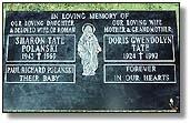 Holy Cross Cemetery: Stars' Graves