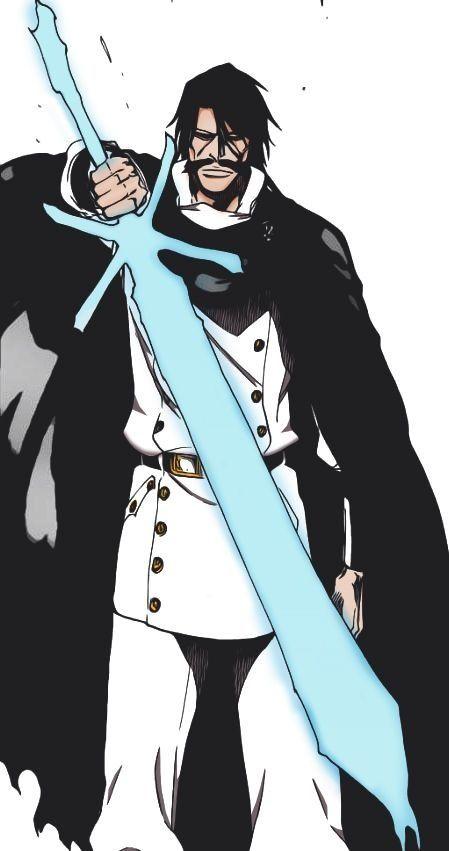 Badass Anime Character Design : Juha bach bleach there s a new badass in town