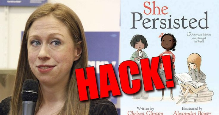 Chelsea Clinton Gets Sued For Ripping Off Another Writer ...