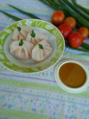 Delicious Recipe Content Hakau shrimp