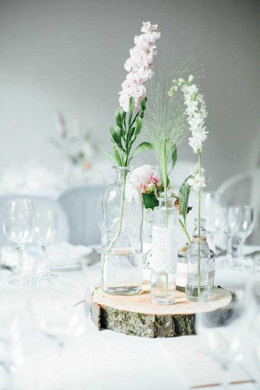 #elegant #wooden #white
