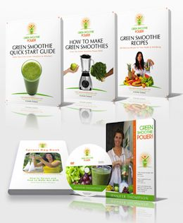 Best Green Smoothie Recipes from Dr. Oz and Montel Williams - Smoothies for Skin, Cancer, Weight Loss, Energy - How to Make Green Smoothies | Power of the Greens!