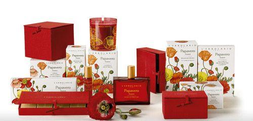 Pipacs Parfüm illatcsalád Lerbolario Naturkozmetikumok Magyarország