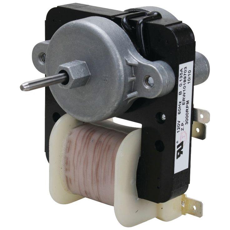 EXACT REPLACEMENT PARTS ERW10189703 Evaporator Motor (Whirlpool(R) W10189703)