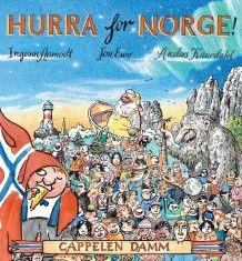 Hurra for Norge! av Jon Ewo (Innbundet)