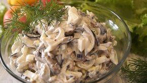 Шикарный салат из Баклажанов. Удивите всех загадочным вкусом салата!