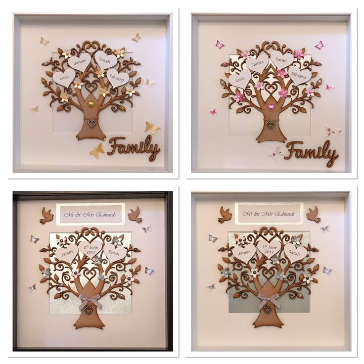 """Butterfly Designs on Twitter: """"New Family trees available https://t.co/bHDDoOSE2x #family #familytree #wedding #love #butterfly #anniversary #handmade #gift @HandmadeHour https://t.co/LTv4D8ZxuL"""""""