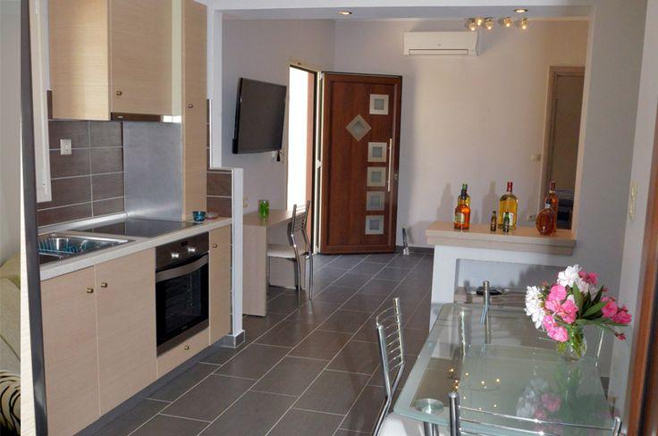 santos luxury holiday apartment no 34, kitchen