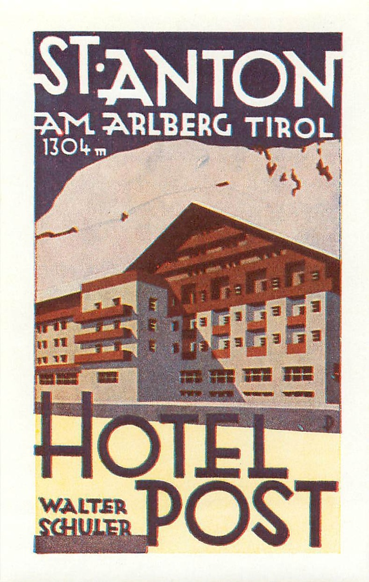 Hotel Post St. Anton a. A.
