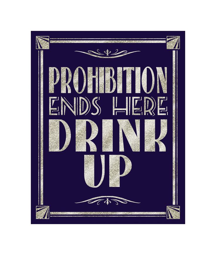 prohibition posters 1920s - Google Search