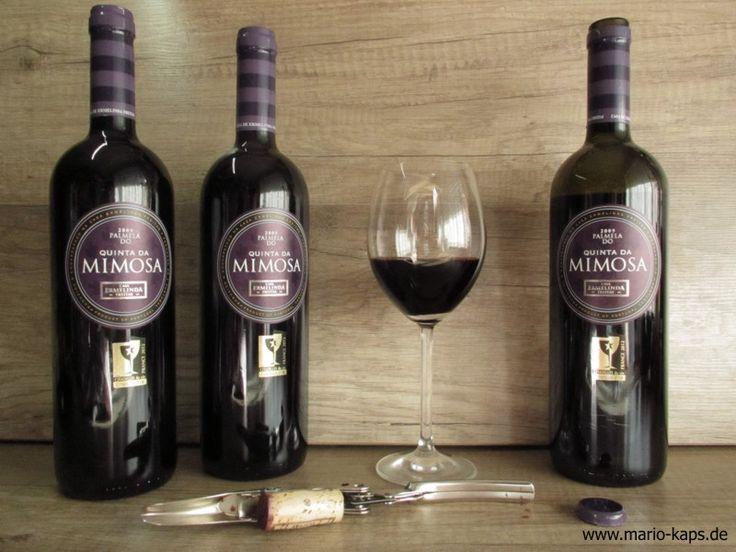 Wein des Monats: Quinta da MIMOSA 2009, Casa Ermelinda Freitas, Palmela, Península de Setúbal, Portugal - Mario´s Fire Food & Fine Food Impressum: http://www.mario-kaps.de/impressum/