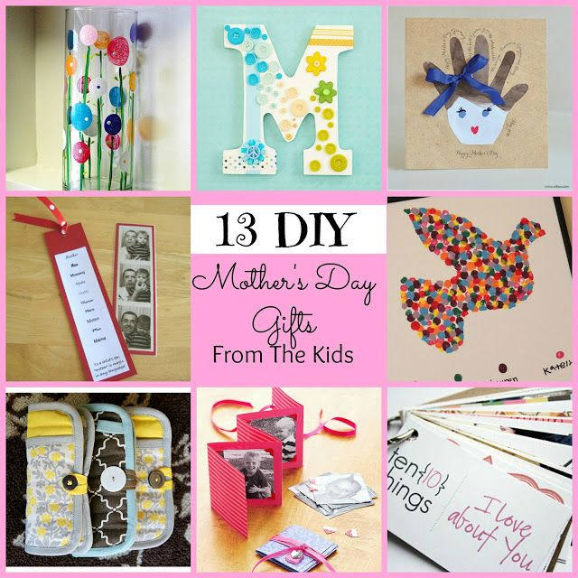 35 Best Images About Mother 39 S Day Gifts From Kids On