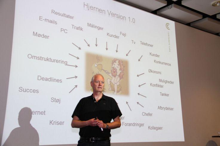 Kim Steen, Corporate Care, om at bevare en indre ro i en verden fuld af forstyrrelse