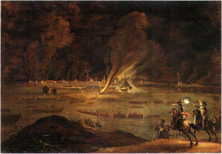 Stormen på København. Carl X Gustafs assault on Copenhagen 1659