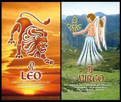 Leo woman dating virgo man