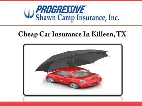 If you are looking for cheap car insurance in Killeen, TX, consider Shawn Camp Insurance Agency, Inc. The agency provides various coverage options such as comprehensive and collision, medical payment, bodily Injury and property damage liability etc. To know more about the insurance services provided by the agency in Killeen, visit: http:.//www.shawncampinsurance.com