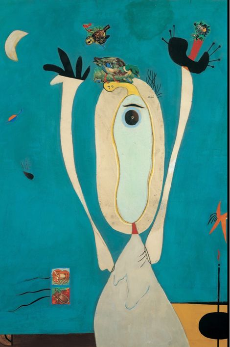 Joan Miró, Metamorphosis on ArtStack #joan-miro #art