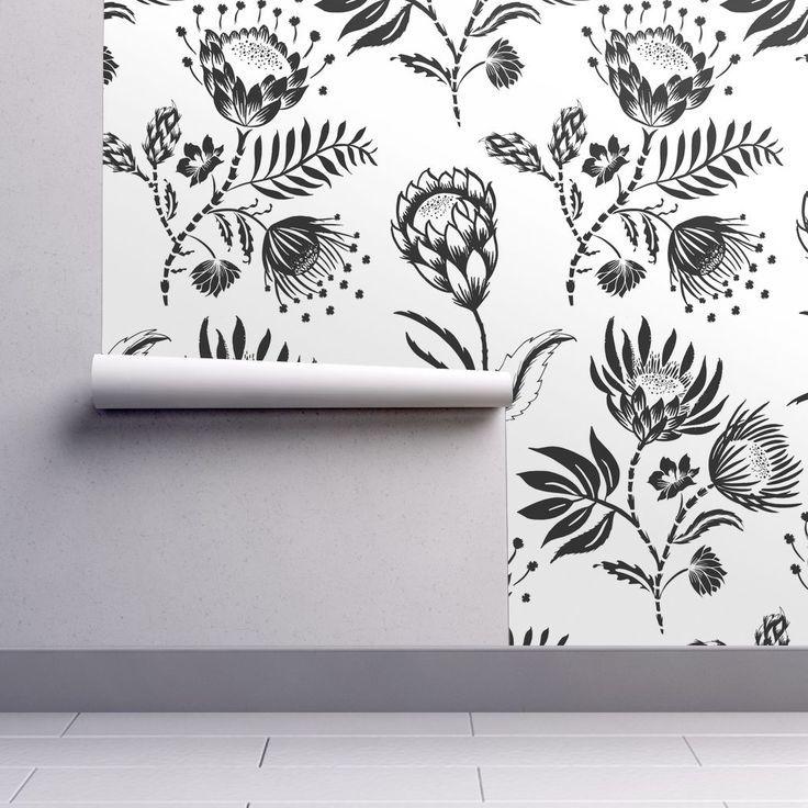 Modern Farmhouse Wallpaper That S Budget Friendly Farmhouse Wallpaper Anthropologie Wallpaper Target Wallpaper